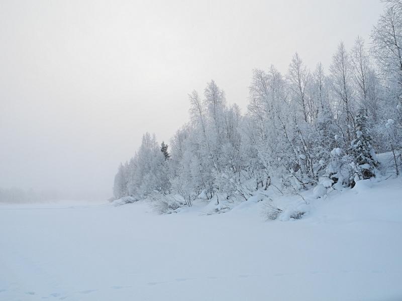 Talvi lähestyy