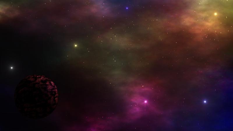 Eksoplaneetta ja tähtisumu