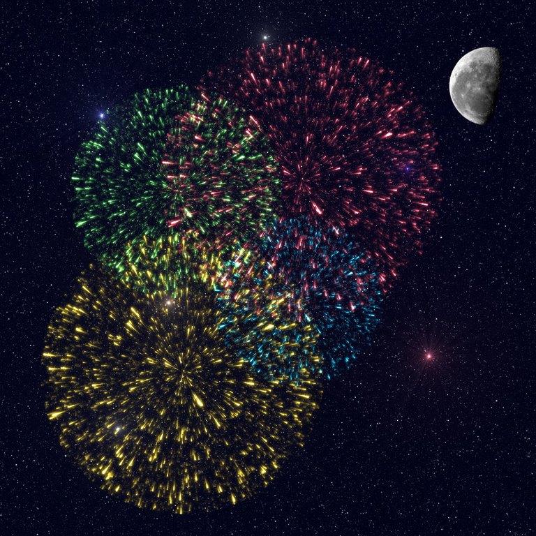 Mahtavaa Uutta Vuotta 2018!